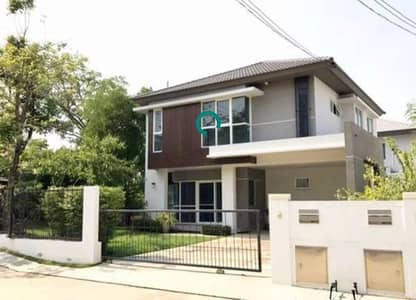 4 Bedroom Home for Rent in Mueang Nakhon Ratchasima, Nakhonratchasima - House for rent in Siwalee, Mueang Korat, corner house