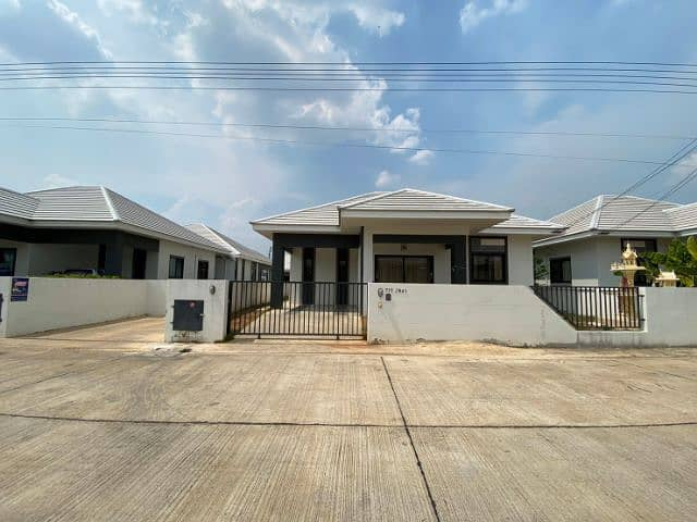 House for rent in Hua Thale, Mueang, Korat