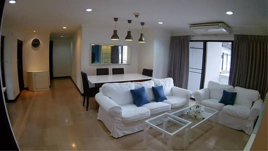 3 Bedroom Condo for Rent in Watthana, Bangkok - Gorgeous room for rent and sale Richmond Palace Fully furnished on level 11 near BTS Prompong