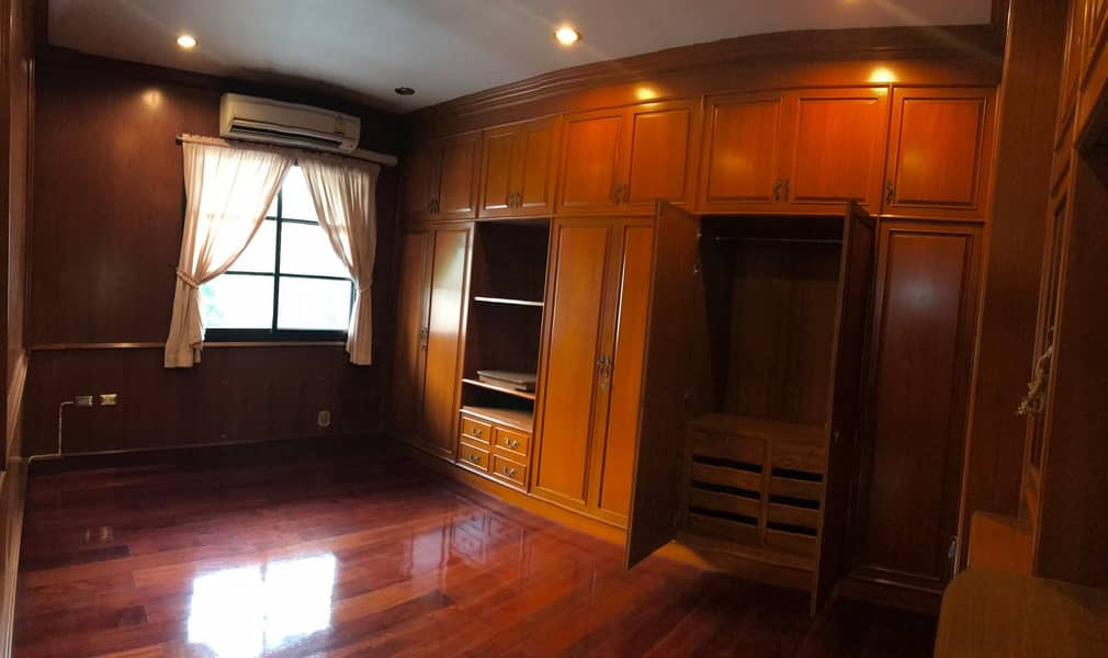 Big house, ready to move in, Sukhumvit 101