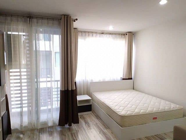 G 4303 Condo for rent Sammakorn S9, beautiful room, ready to move in.