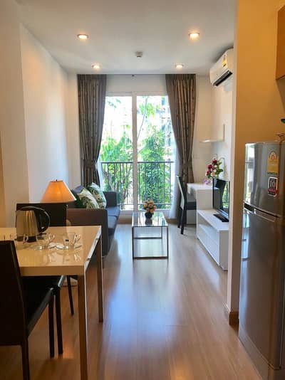 1 Bedroom Condo for Rent in Khan Na Yao, Bangkok - Chrisma condo Ramintra 95 for rent sale closed to Fashion Island and bts pink line, Chrisma Condo for rent, sale next to Fashion Island.