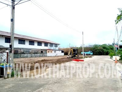Commercial Space for Sale in Cha-Am, Phetchaburi - 3452 Cha-am Land, Petchburi