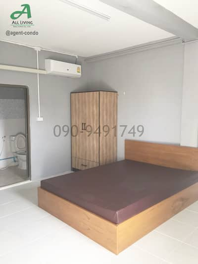 1 Bedroom Apartment for Rent in Bang Sue, Bangkok - Apartment for Rent Bunchuay Rich Near Big C Wongsawang There are many rooms.