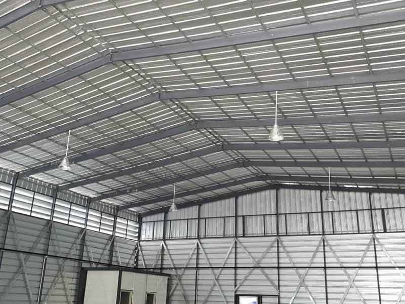 Ready-made warehouse for sale - investment Thepharak 100 sq m. Price 447,000.00 after with tenants