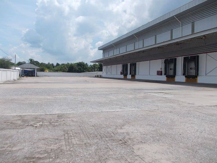 A037-Warehouse or Factory  for RENT 3,875 sqm. at Rayong near to Amata City Industrial Estate Rayong โกดังคลังสินค้าให้เช่า อมตะซิตี้ ระยอง