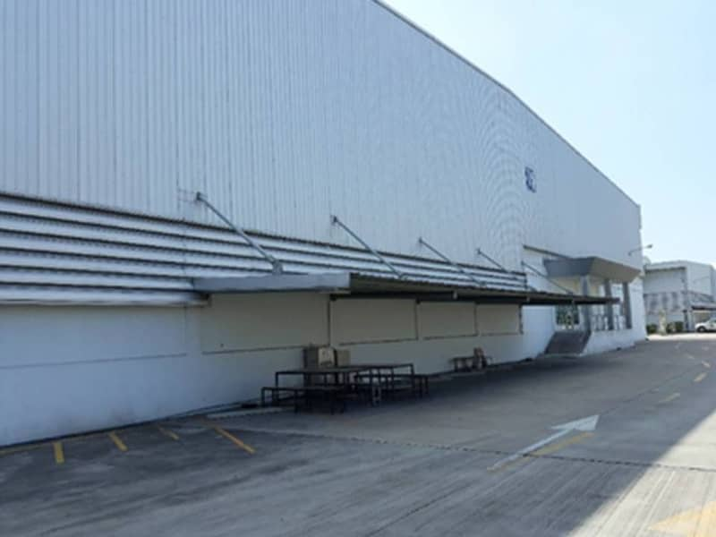 A036-Warehouse for rent Laem Chabang, Chonburi Warehouse or Factory with Office for RENT 11,400 sqm. at Laem Chabang sea port.