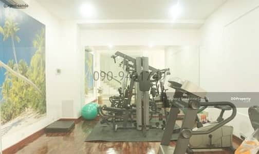 2 Bedroom Apartment for Rent in Watthana, Bangkok - Rent an apartment in PPR Residence, Soi Ekkamai 10, ready to move in, there are many rooms.