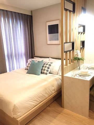 Ideo O2 beautiful view 32 floor clean fully furnished BTS Bang Na