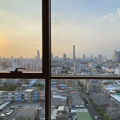 1 Bedroom Condo for Sale in Sathon, Bangkok - Sale condo The room sathorn-st. louis ready to move in