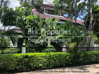 4 Bedroom Home for Rent in Watthana, Bangkok - House for Rent Thonglor