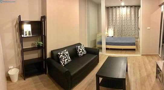 1 Bedroom Condo for Rent in Chom Thong, Bangkok - The Tempo Grand Sathorn - Wutthakat BTS Wutthakat, fully furnished, 28.5 sq. m.