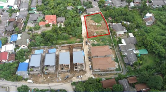 Land for Sale in Pho Chai, Roiet - Land for sale already filled In the city of Chiang Mai, convenient to travel in and out in many ways
