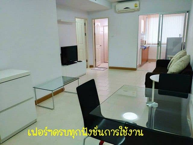 City Home Tha-Phra Intersection City Home Tha Phra Intersection Fully furnished 47.5 sq. m.