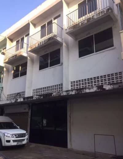 Commercial Building for Rent in Yan Nawa, Bangkok - For rent, 3 commercial buildings, Soi Sathupradit 44, Rama 3 Road, size 75 square meters.