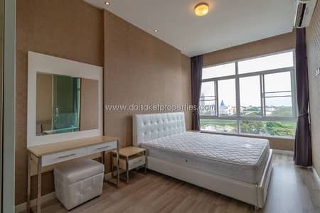 1 Bedroom Condo for Rent in Mueang Chiang Mai, Chiangmai - Sale / For rent My Hip Condo 2, 7th floor and corner room, pool view.