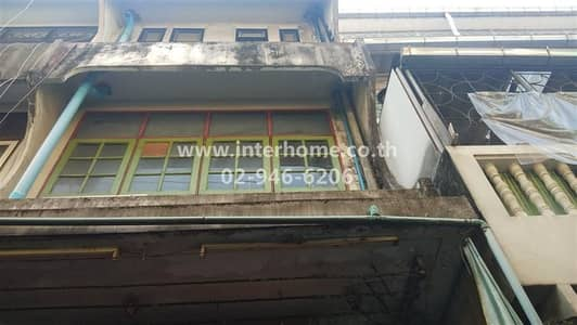Commercial Building for Sale in Dusit, Bangkok - Commercial building 3 floors 14 sq. W. Near Tao Poon BTS station Soi Bangkok-Non 1 Pracharat Road 2