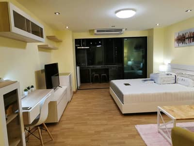 Condo for Rent in Mae On, Chiangmai - Condo for rent, Nakornping condo, in the city, opposite Central Kad Suan Kaew