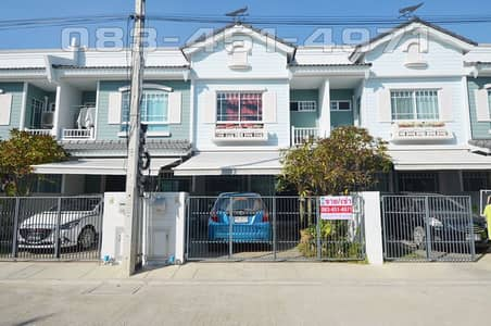 2 Bedroom Townhouse for Rent in Bang Phli, Samutprakan - For Rent - Townhouse for sale Indy 2 Bangna Km. 7 ready to move in near Mega Bangna only 5 minutes.