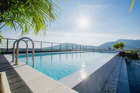 1 Bedroom Condo for Sale in Mueang Phuket, Phuket - Residential One Bedroom Condo With Sea View, Chalong, Phuket