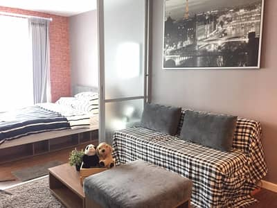 1 Bedroom Condo for Rent in Mueang Chiang Mai, Chiangmai - 46-KC Condo for rent, D CONDO NIM, Chiang Mai Province. 7th floor, Building A, size 30 sq m.