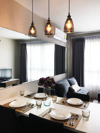 1 Bedroom Condo for Rent in Pho Chai, Roiet - Luxury condo for rent, D Condo Nim (D Condo Nim, Sansiri project) next to Central Festival
