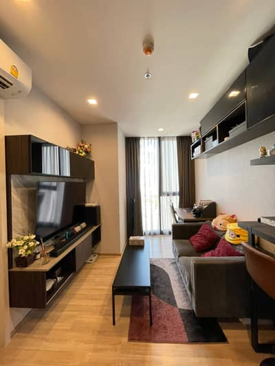 1 Bedroom Condo for Sale in Phaya Thai, Bangkok - Condo for sale, The Line Phahon-Pradipat, 34 sq. m. , beautiful room, furniture and electrical appliances. Ready to carry your bag.