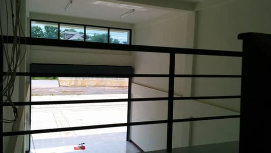 Commercial Building for Sale in Mueang Phayao, Phayao - ขายอาคารพาณิชย์ หน้า ม. พะเยา