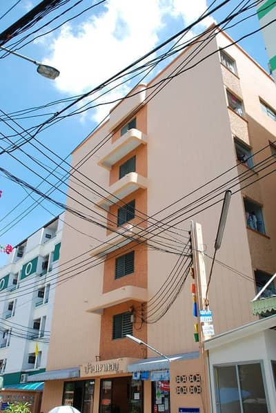 1 Bedroom Apartment for Rent in Chatuchak, Bangkok - Room for rent Baan Na Thong Apartments, Soi Ratchada 36 Intersection 13, just 180 meters from the back gate of Chandrakasem University