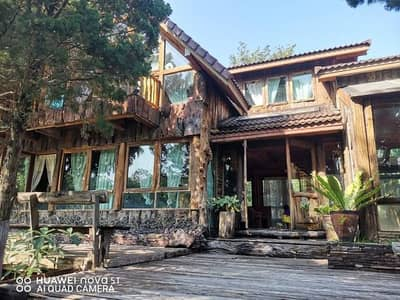 3 Bedroom Home for Sale in Pak Chong, Nakhonratchasima - Villa for sale, European country style, next to Khao Yai