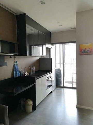 1 Bedroom Condo for Rent in Sathon, Bangkok - The Room Sathorn - St. Louis Condo The Room Sathorn - St. Louis fully furnished.