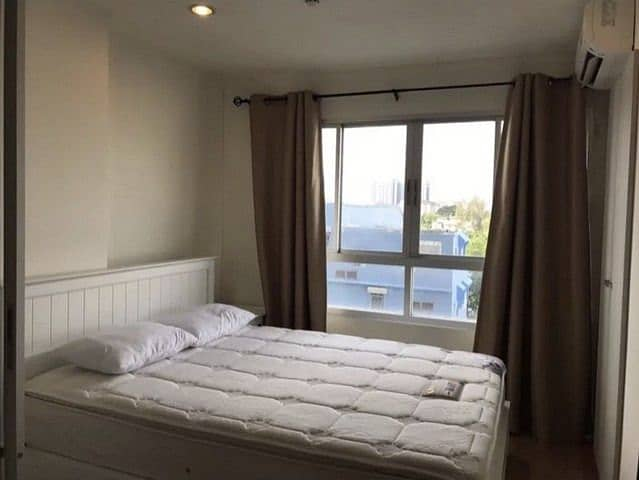 G 4844 Condo for rent Lumpini Ville Prachachuen-Phongphet 2 beautiful room ready to move in.