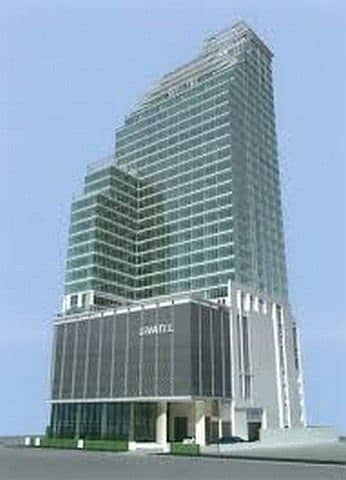 Office space for rent, Sivatel Tower, Sivatel Tower, Wireless Road, near BTS Ploenchit
