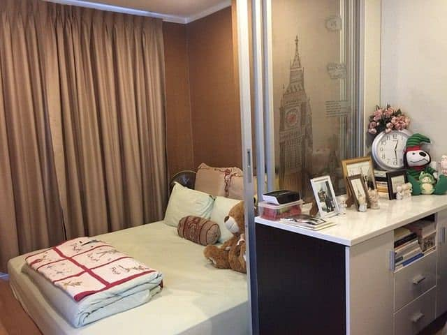 G 4846 Condo for rent Lumpini Ville Prachachuen-Phongphet 2 beautiful room ready to move in.