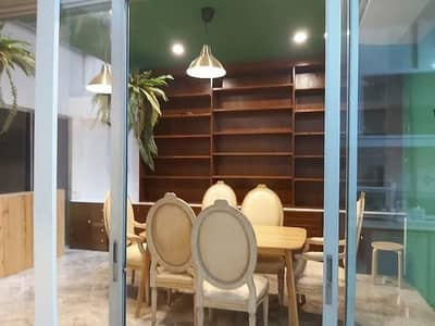 Commercial Building for Rent in Pathum Wan, Bangkok - 4-storey commercial building for rent, near BTS Ploenchit 200 meters, decorated, suitable for AirBNB.