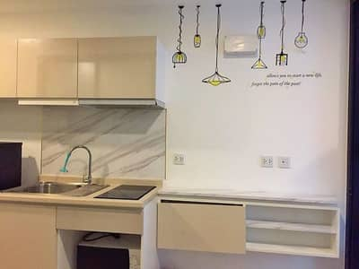 1 Bedroom Condo for Rent in Mueang Samut Prakan, Samutprakan - Pause Sukhumvit 115, fully furnished, beautiful, clean, peaceful, ready to move in near BTS Pu Chao