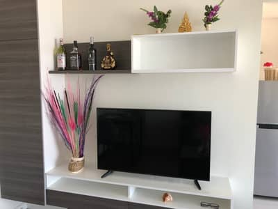 1 Bedroom Condo for Rent in Mueang Chiang Mai, Chiangmai - Urgent for rent / sell Dcondo Ping, next to Central Festival, can walk, fully furnished, 10,500 baht per month