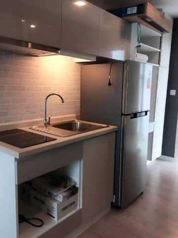 Pause Sukhumvit 115 fully furnished clean private beautiful room BTS Pu Chao