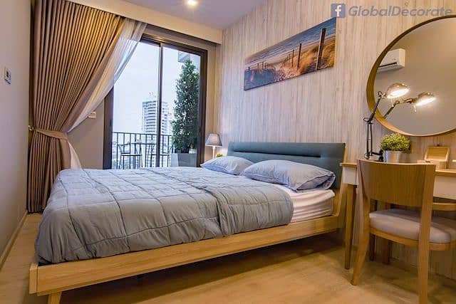 M Thonglor 10 fully furnished ready to move in Ekkamai BTS station