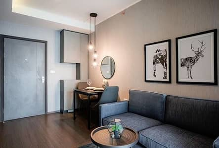 1 Bedroom Condo for Rent in Phra Khanong, Bangkok - Ideo S93 clean peaceful beautiful view fully furnished BTS Bangchak