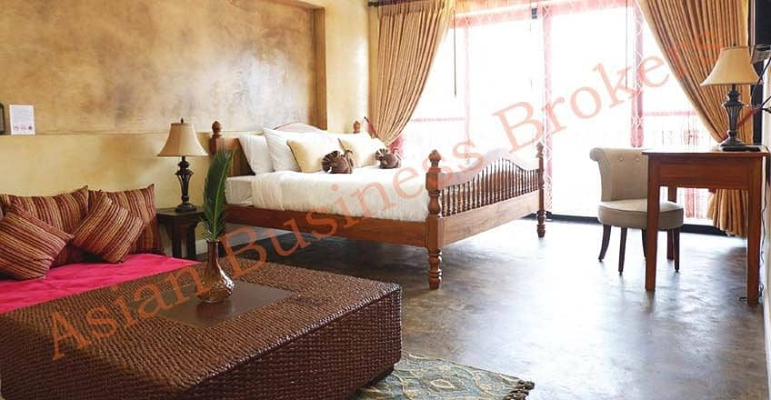 2303001 11-room guesthouse for sale in Pai, Mae Hong Son
