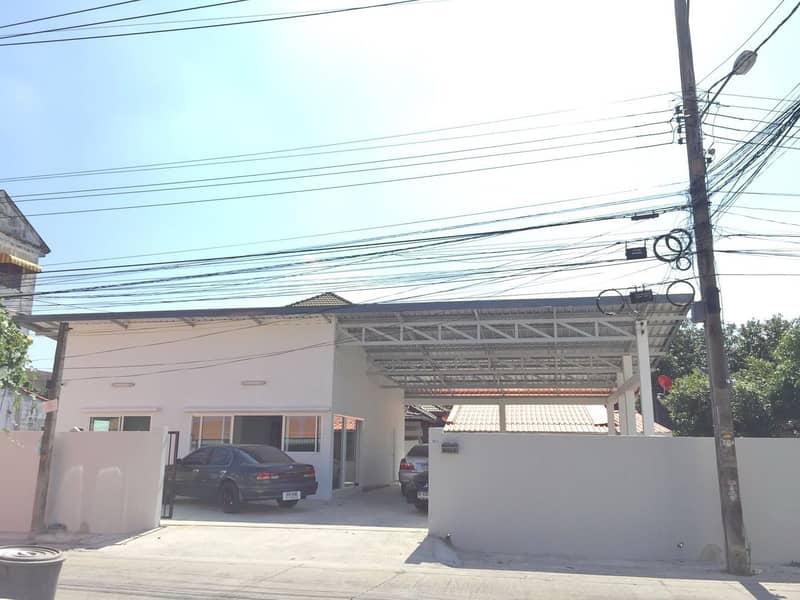 Office for sale with land Min 111, Bueng Kum Sub-district, Bueng Kum District, Bangkok