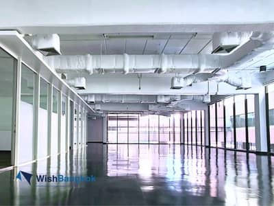 Office for Rent in Pathum Wan, Bangkok - Office for rent in Sukhumvit area , office with separate rooms already space of 384 SQM  asking price for 230K