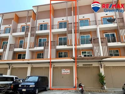 Commercial Building for Sale in Chom Thong, Bangkok - Sell Suksawat 26, Phutthabucha 39, behind the remaining area.