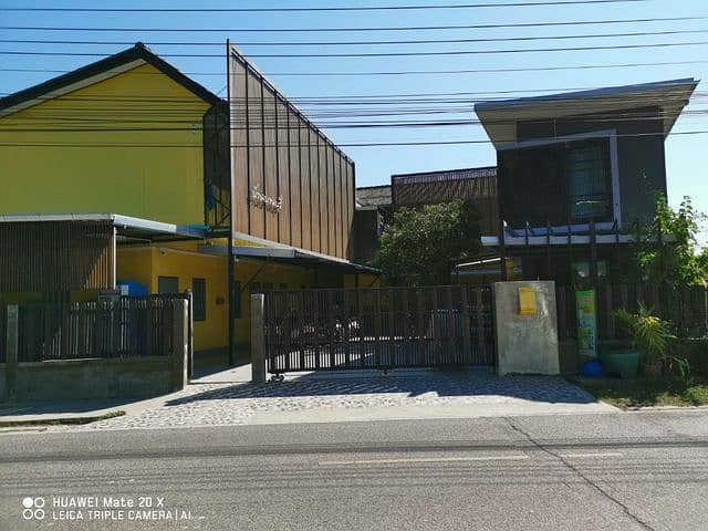 Dormitory for sale with houses, near Mae Jo University, cheap
