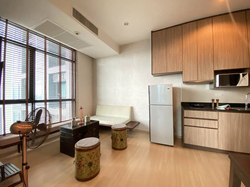The Capital Eakamai-Tonglor For Sales Fully Furnished.