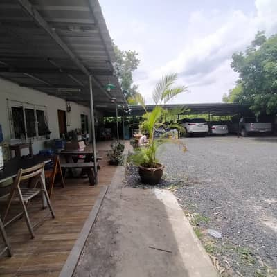 3 Bedroom Home for Sale in Warin Chamrap, Ubonratchathani - Garden house with vegetable greenhouse and multipurpose building, suitable for farming or warehouse or a sufficiency farm house