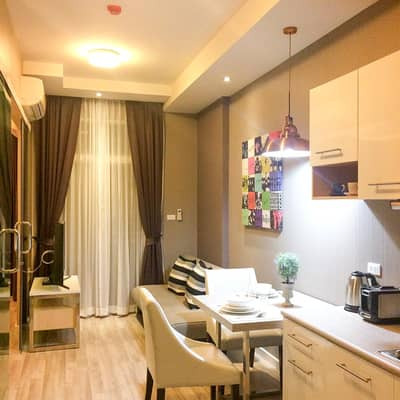1 Bedroom Condo for Rent in Mueang Chiang Mai, Chiangmai - My hip condo for rent in Chiang Mai Business Park (CBP), near Central Festival Shopping Mall and Payap University