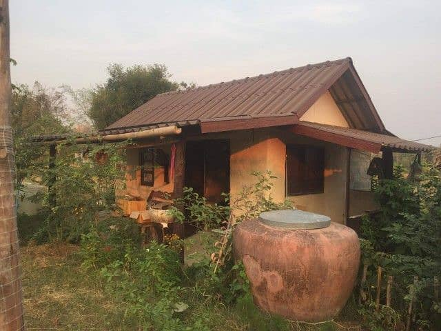 House for sale and agricultural garden, golden location, Phu Thap Berk view, 4 rai 15 sq m.