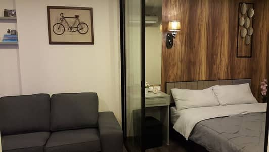 1 Bedroom Condo for Rent in Phra Khanong, Bangkok - the base parkwest